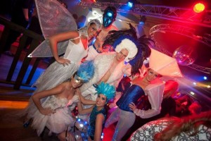 VIP Models promotieteams horeca activatie Malibu
